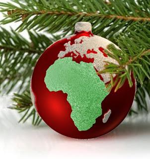 Write us an African Santa Story