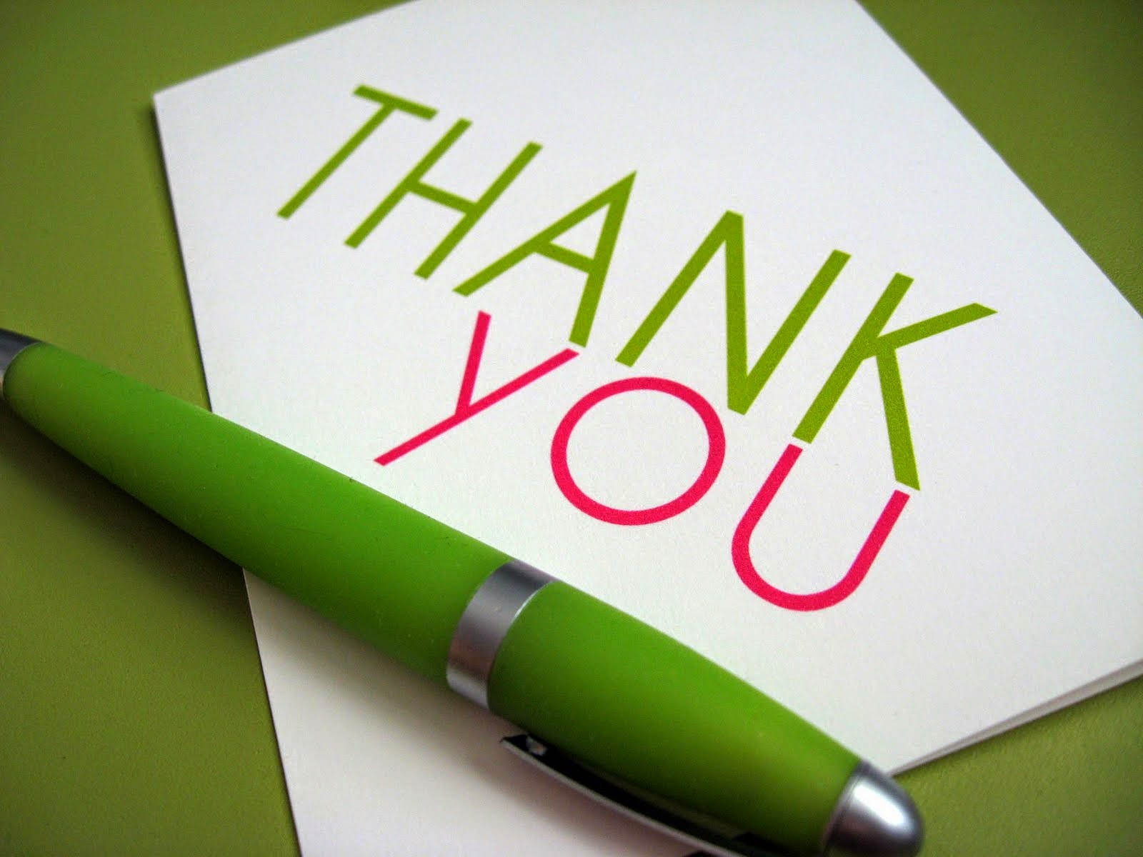 ***Thank You***