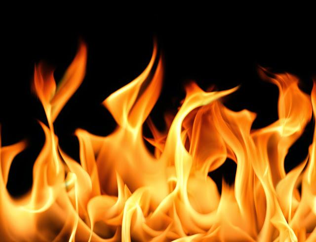 Flames!