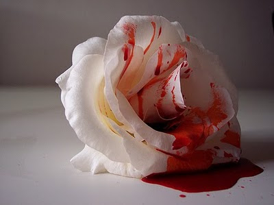 Short Story: Blood On The Roses