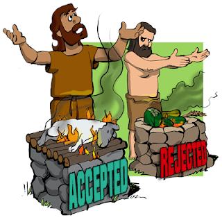 Life Story: The Sacrifice of the Altar