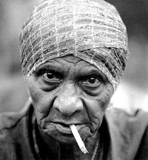 Joke: Fear Old Village Women!
