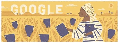 Google honours late novelist Flora Nwapa