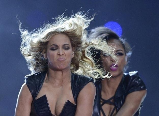 Beyoncé at 82!