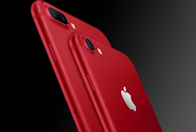 Apple's newly launched red iPhone looks and feels amazing
