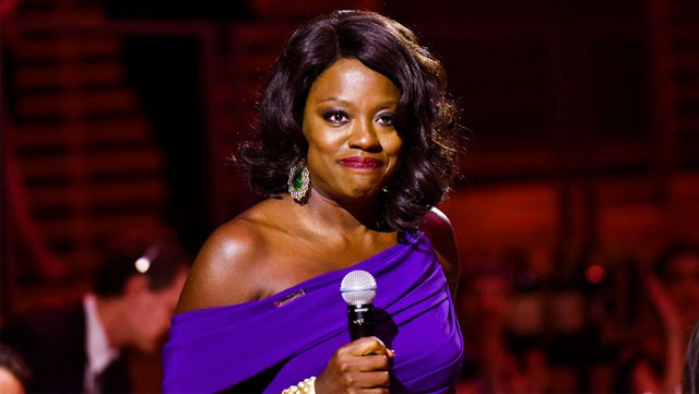 Viola Davis' Powerful Toast at the TIME 100 Gala will Speak to You