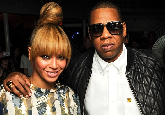 Jay Z actually cheated on Beyoncé