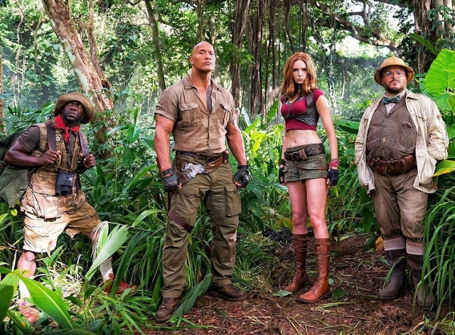 A new Jumanji movie is coming…with a brand new twist!