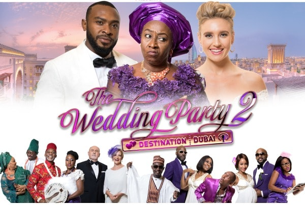 Review: The Wedding Party 2 is just a boring and pointless Dubai ad