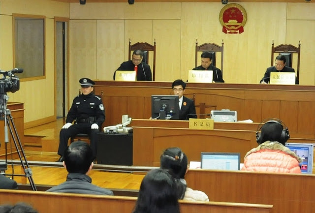 Former China vice mayor sentenced to death for corruption