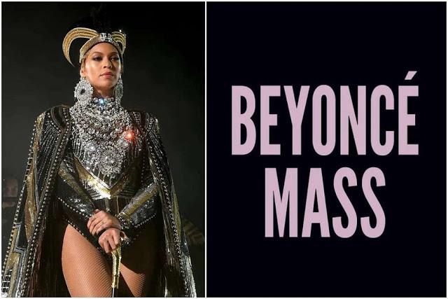 Hundreds gather at San Francisco church to worship Beyoncé