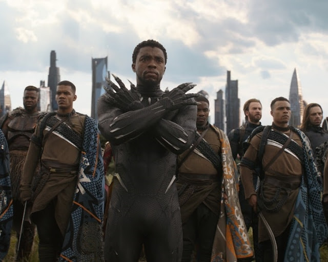 Did Black Panther really die in Avengers: Infinity War?