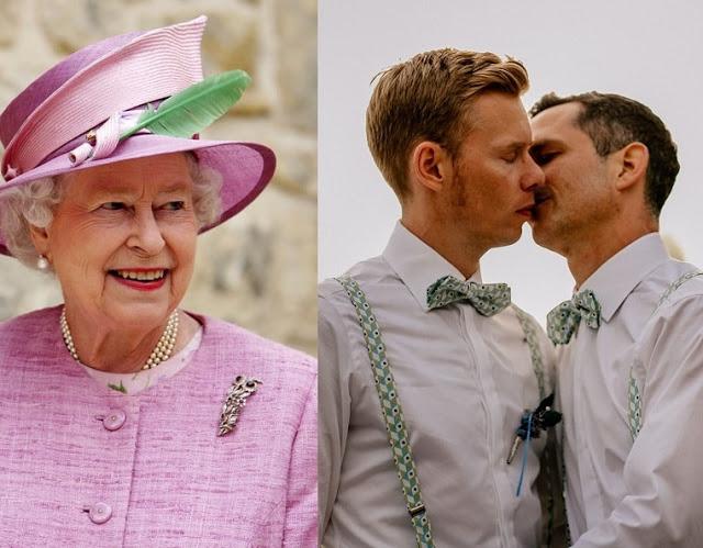 First ever GAY Royal Wedding has been announced!!! - DNB