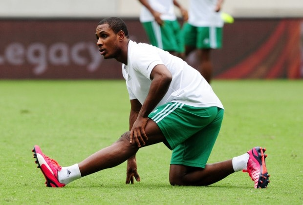 Ighalo reacts to death threats, begs Nigerians to remember he is 'someone's child'