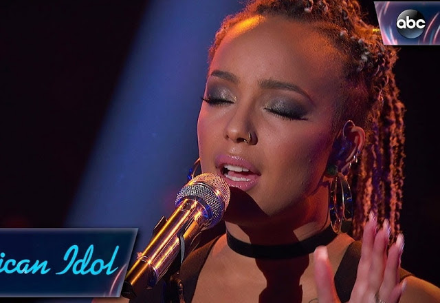 Meet 18-Year-Old Lesbian American Idol Contestant Who Is Married To A Woman  Dnb -7916