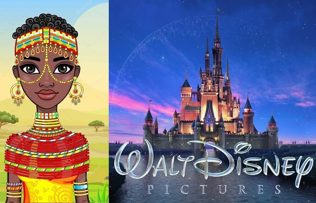 All about the new African fairy-tale movie called Sadé by Disney