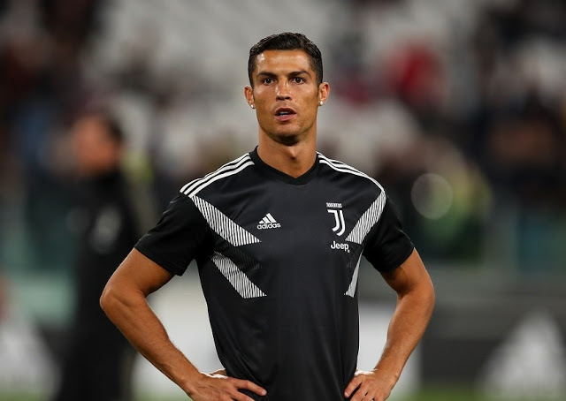 Woman accuses Cristiano Ronaldo of raping her