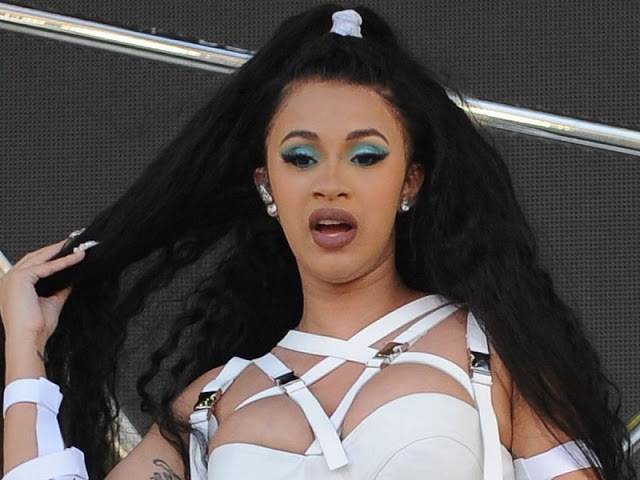 Twitter slams Cardi B for her choice of words