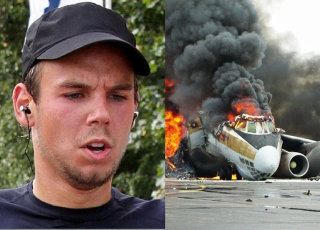 The suicidal pilot who deliberately crashed a plane and killed 150 people