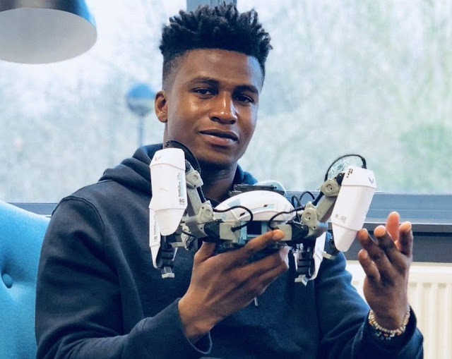 Nigeria's Silas Adekunle now highest paid robotics engineer in the world
