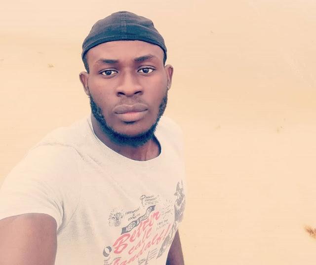 Meet Daniel Nkado in 60 seconds