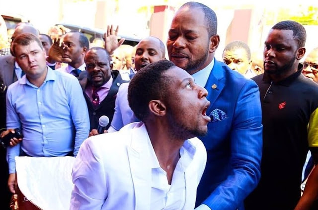 South-Africa pastor who raised man from the dead sued