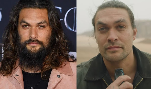 Jason Momoa shocks fans by shaving off his entire beard