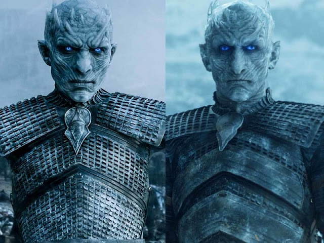 Game of Thrones' fans say they prefer the old Night King to the new one