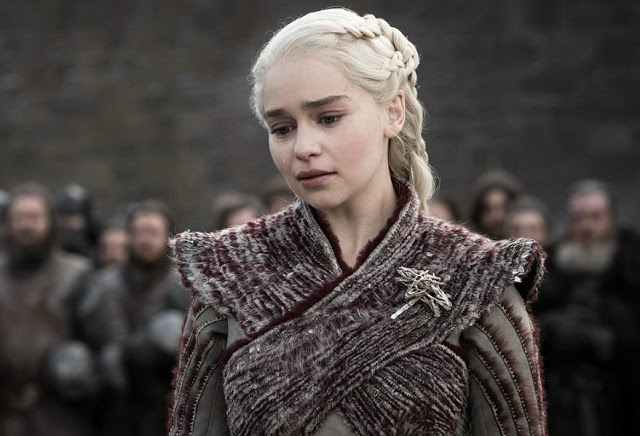 #GOT – Daenerys Targaryen's 'mad queen' plot twist conveys a terrible message
