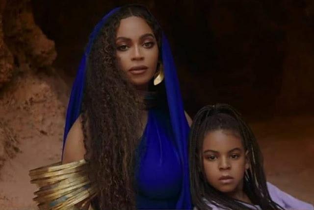 """Is Beyoncé's """"Brown Skin Girl"""" colorist?"""