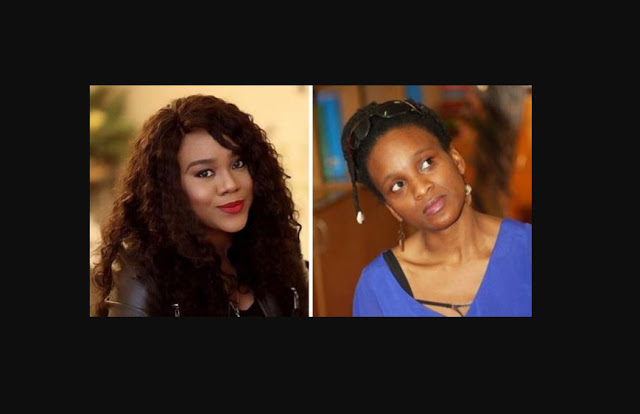 Stella Damasus and Chika Unigwe argue about Lupita Nyong'o's role in Americanah