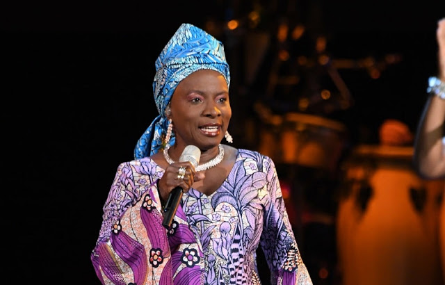Angelique Kidjo's electrifying performance at the 2020 Grammys
