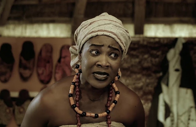 Mercy Johnson's self-produced movie – 'The Legend of Inikpi' – is here