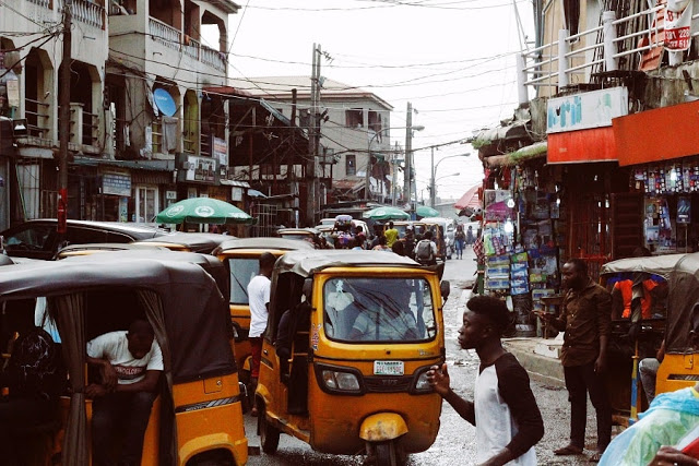 5 areas in Lagos massively affected by the Okada ban