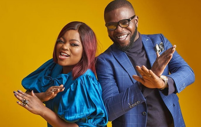 Funke Akindele gives reason for throwing house party during coronavirus lockdown