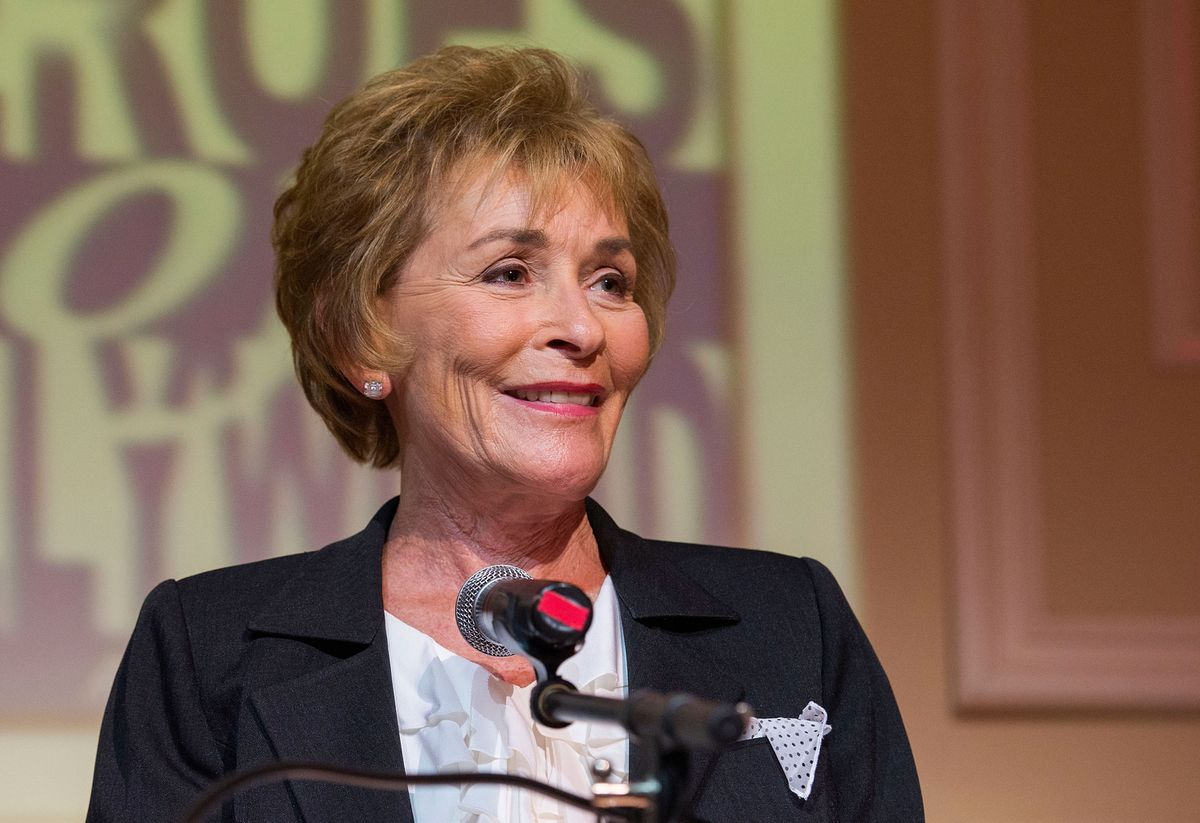 No, Judge Judy is NOT dead!
