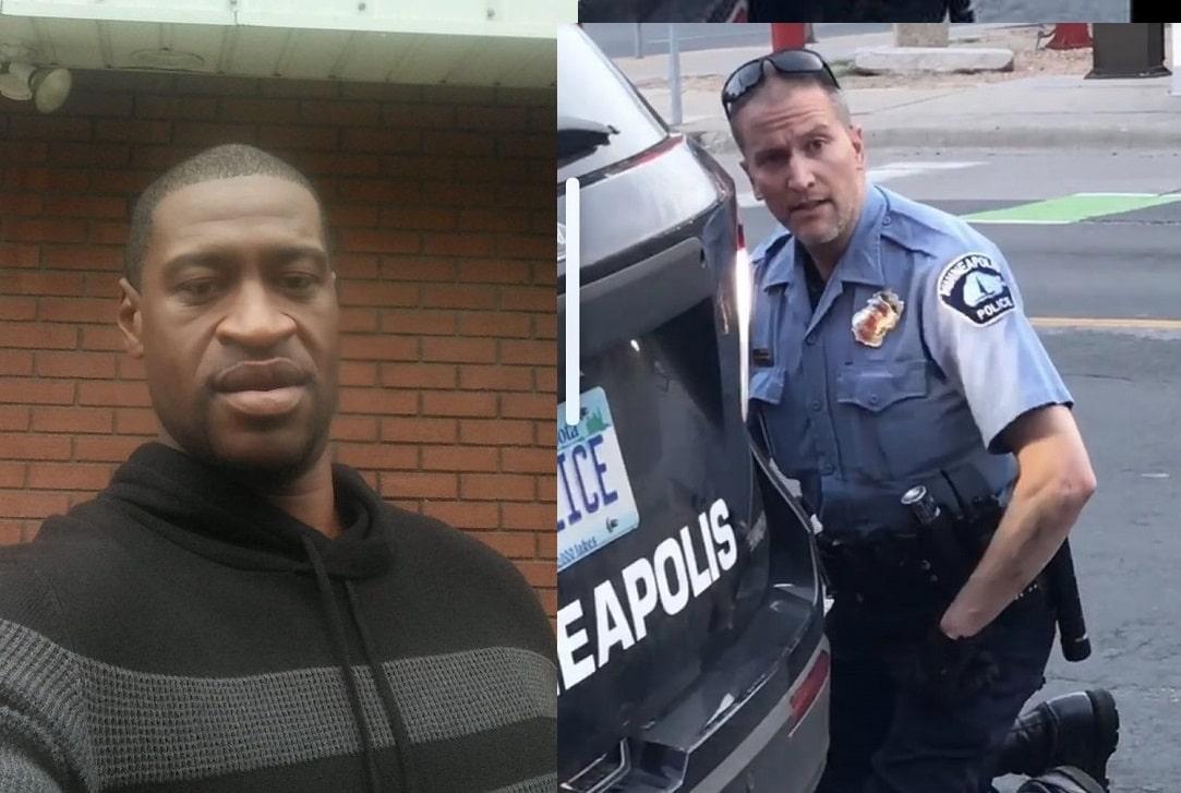 Black man 'murdered by Minneapolis police' identified as George Floyd
