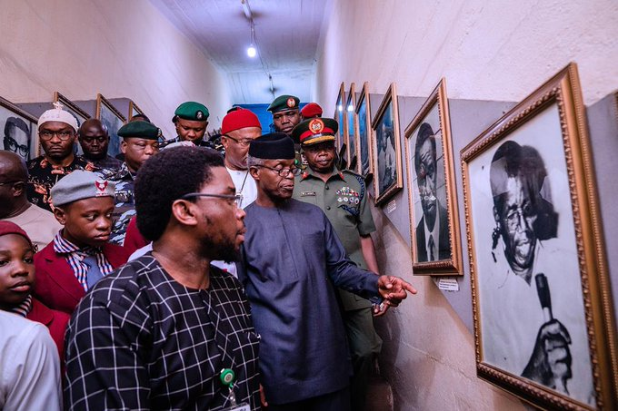 Osinbajo's statement on Biafra resonates with Nigerians
