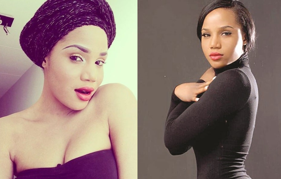 Nudist Maheeda says she's now born-again, drops prophecy on Instagram