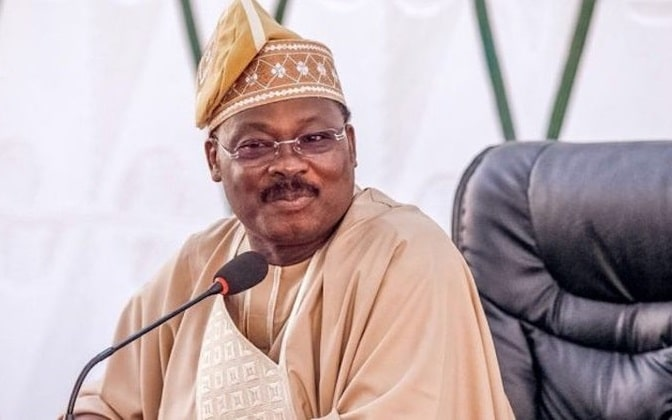 Oyo State former governor Abiola Ajimobi is dead
