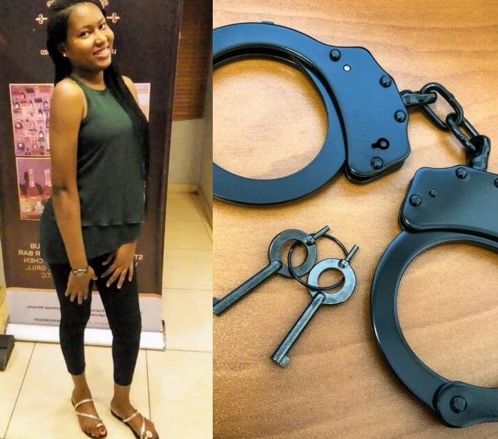 Police arrest one suspect connected with the murder of Uwa Omozuwa