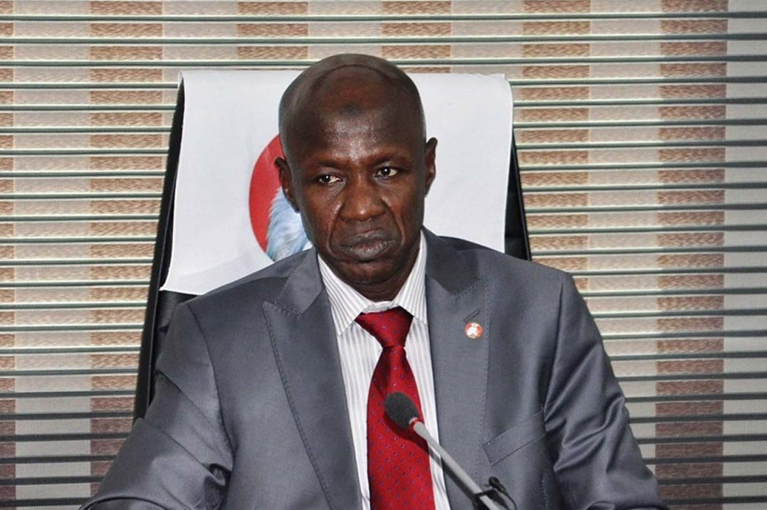 Ibrahim Magu suspended as EFCC acting chairman