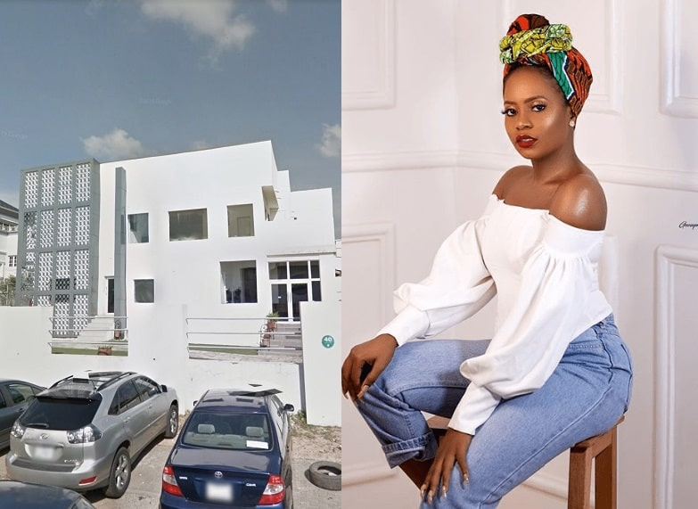 I'm a tenant, Osinbajo's daughter Kiki replies blogger Jackson Ude
