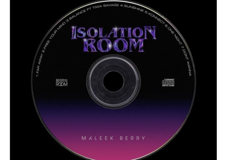Maleek Berry drops 'Isolation Room' EP featuring Tiwa Savage