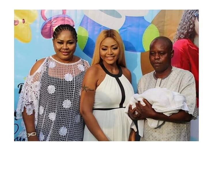 Regina Daniel's father speaks about accepting his daughter's marriage