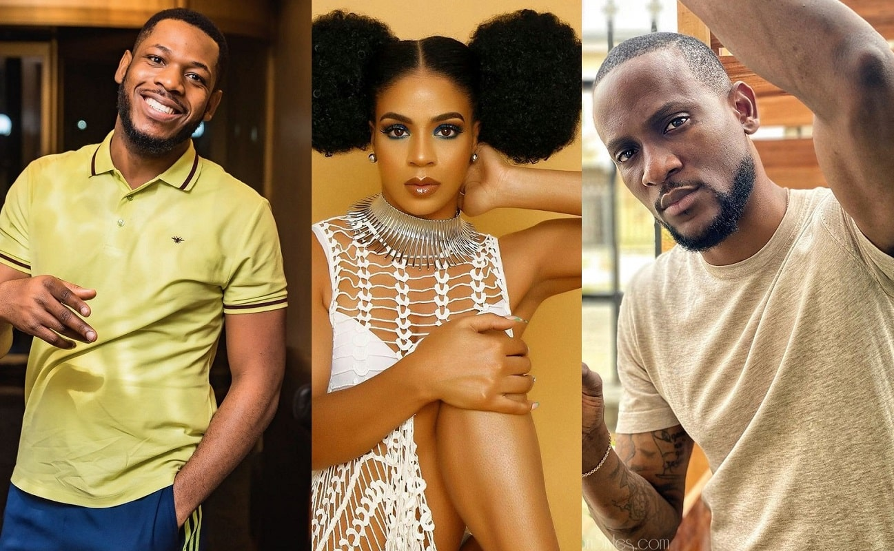 BBNaija Reunion: Omashola and Frodd talk about their relationship with Venita