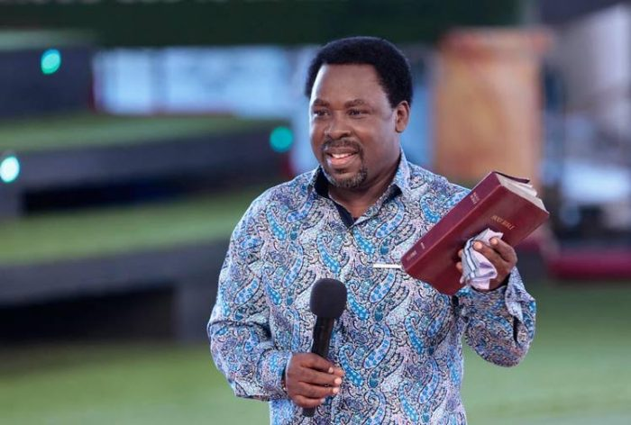 WHO reacts after TB Joshua heals coronavirus patient