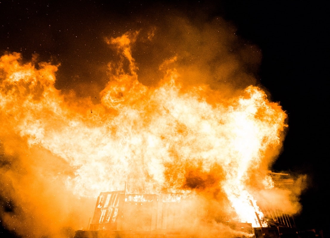 More details about the Lagos Ajao Market Fire