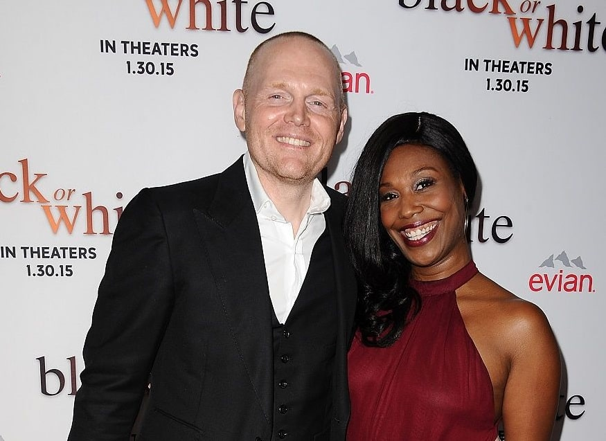 Everything To Know About Bill Burr S Wife Nia Renee Hill Dnb Stories