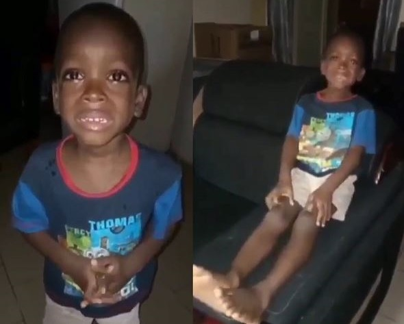 Lagos State Governor  Sanwo-Olu asks to meet boy in 'Mummy, calm down' video